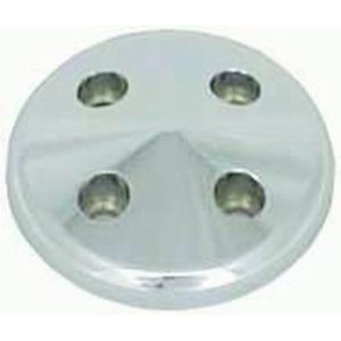 RPC Polished Aluminium Water Pump Pulley Nose