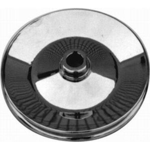 RPC Chrome Steel Power Steering Pump Pulley