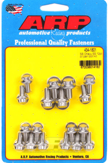 ARP Chev Oil Pan Bolt Kit