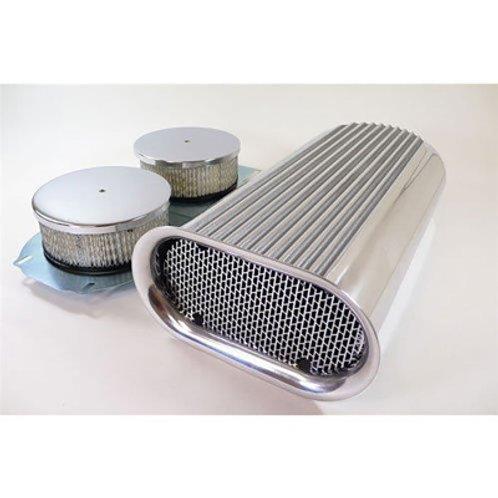RPC Aluminium Hilborn Style Scoop