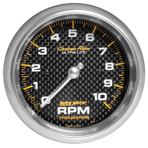 AUTOMETER Carbon Fibre Series Tachometer