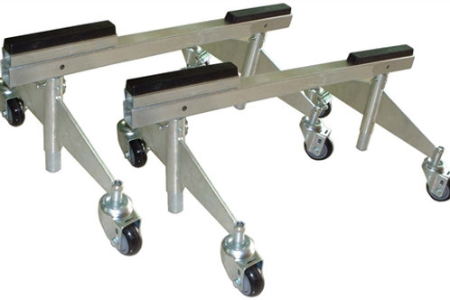 TRIPLE X Moveable Chassis Stands