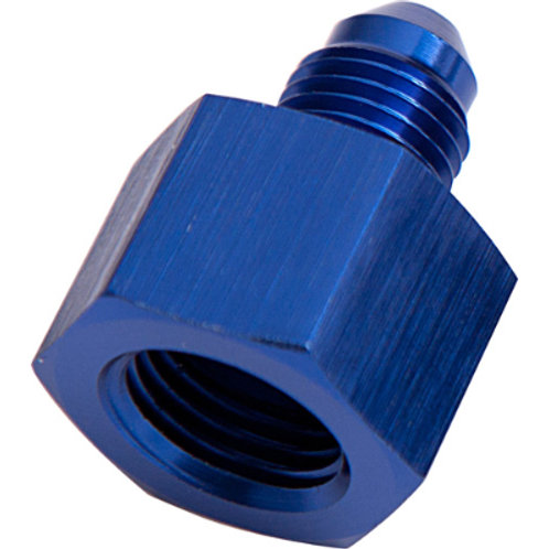 AEROFLOW AN Flare Reducer Female/Male -12AN to -8AN