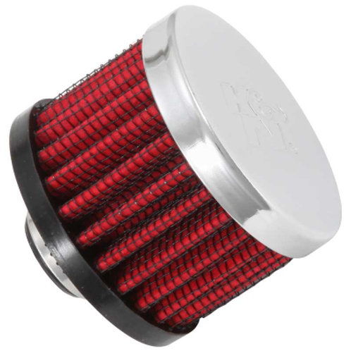 """K&N Clamp-On Vent Filter 5/8"""""""