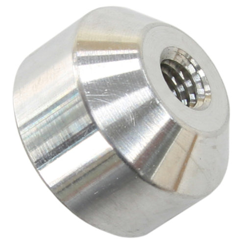 AEROFLOW Aluminium Female Weld-On M6 X 1mm