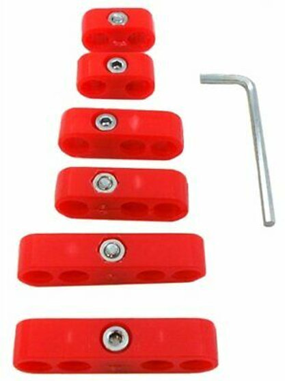 RPC Wire Separator Set Red