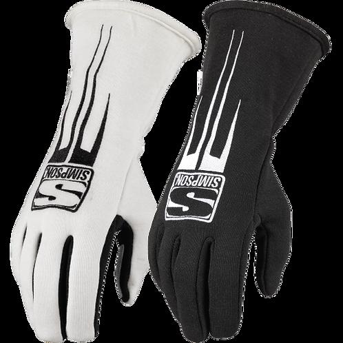 SIMPSON Predator Glove Black Size XL