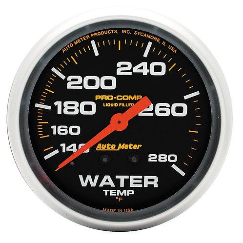 AUTOMETER Pro-Comp Series Water Temperature Gauge