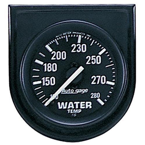 AUTOMETER Auto gage Series Water Temperature Gauge