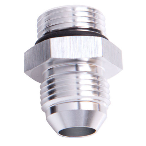 AEROFLOW ORB to AN Straight Male Flare Adapter -8 ORB to -8AN