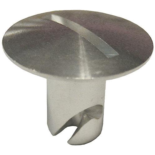 """PanelFast 7/16"""" Steel Big Oval Head .600"""" Grip"""