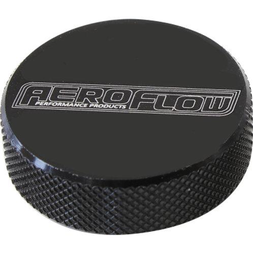 AEROFLOW Black Billet Air Cleaner Nut
