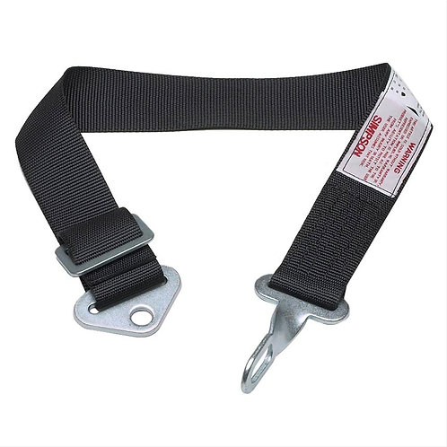 SIMPSON Anti-Submarine Belt Black