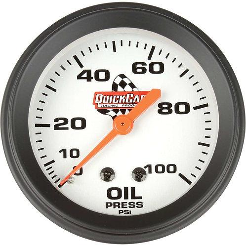 Quickcar Oil Pressure Gauge