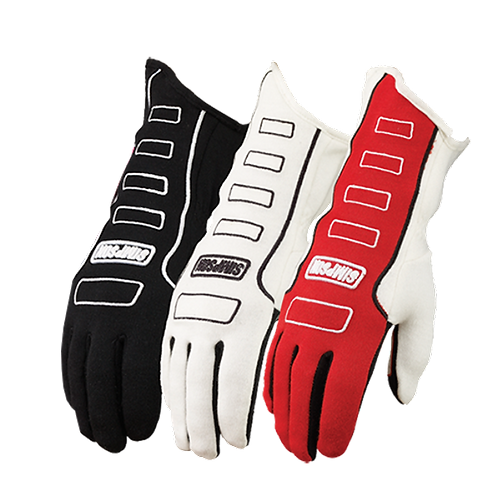 SIMPSON Competitor Glove White Size L