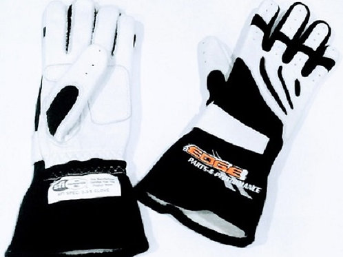 EDGE Safety Glove Black Size M