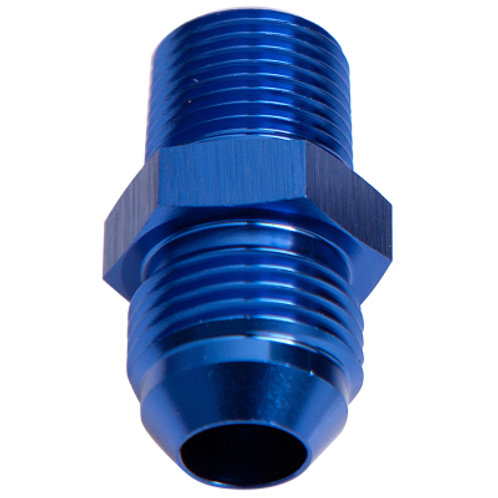 "AEROFLOW NPT to Straight Male Flare Adapter 1/8"" to -4AN"