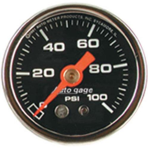 AUTOMETER Auto gage Series Fuel Pressure Gauge