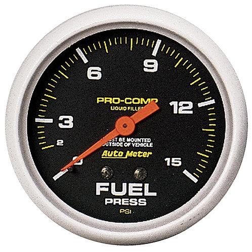 AUTOMETER Pro-Comp Series Fuel Pressure Gauge