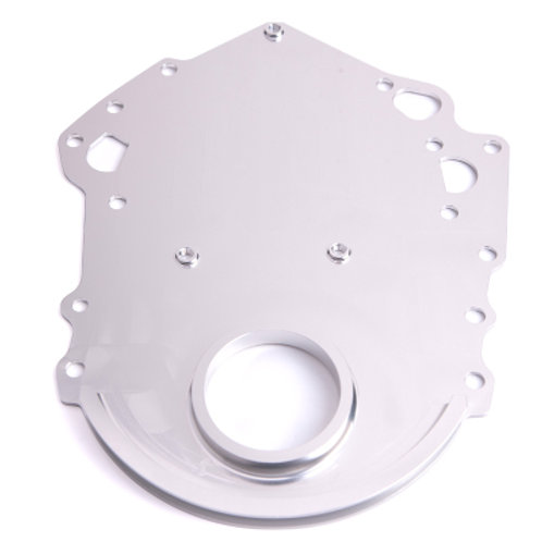 AEROFLOW Ford Billet Timing Cover