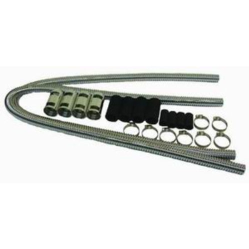 RPC Stainless Steel Heater Hose Kit