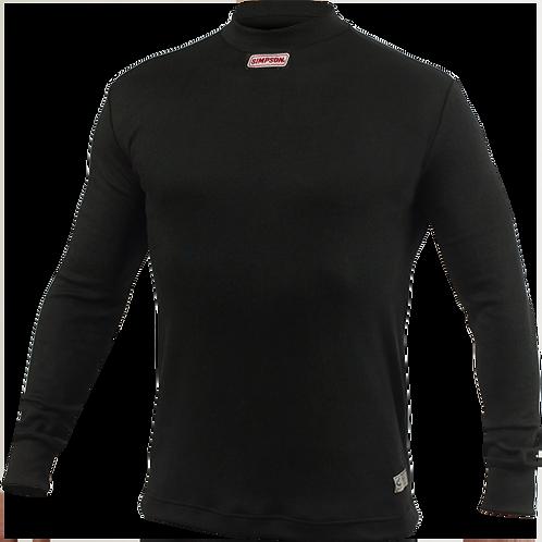 SIMPSON CarbonX Underwear Long Sleeve Top Size L