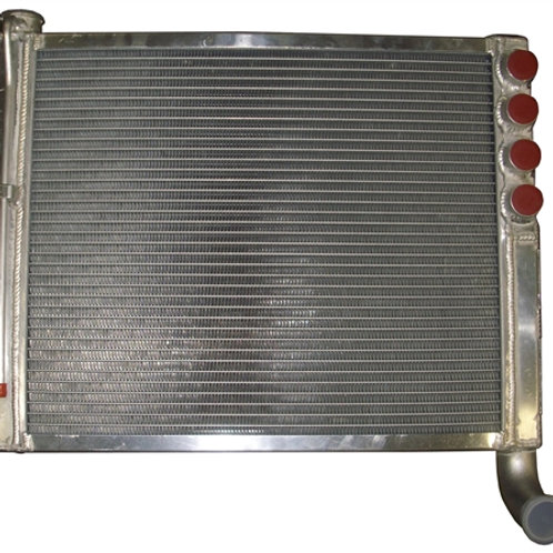 TRIPLE X Sprintcar Cross Flow Radiator