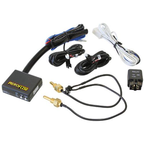 AEROFLOW Adjustable Electric Fan Controller Kit