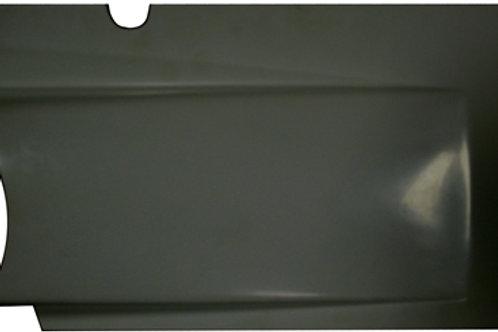 TRIPLE X Sprintcar Fiberglass Right Side Upper Kick Panel