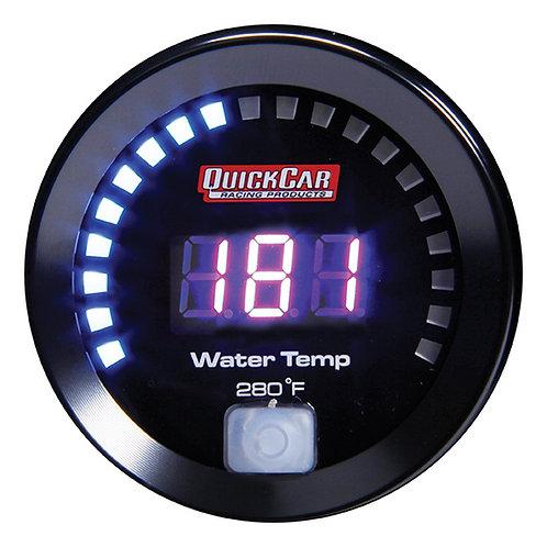Quickcar 67-006 Digital Water Temperature Gauge