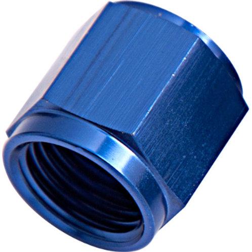 """AEROFLOW -3AN Aluminium Tube Nut to 3/16"""" Tube"""