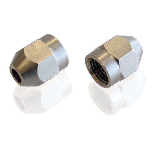 Aeroflowstainless Steel Hard Line Tube Nut