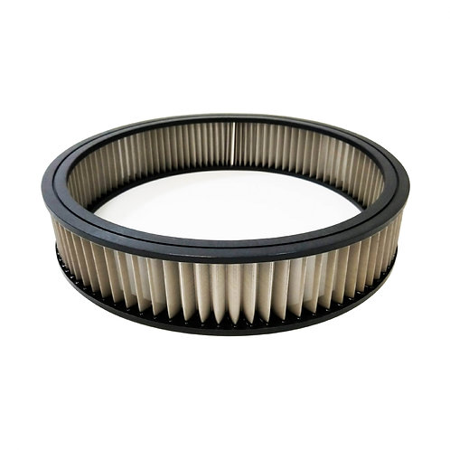 """RPC 14"""" X 3"""" Round Washable Air Filter Element"""