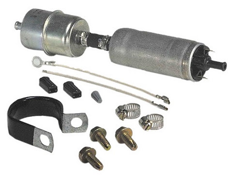 CARTER Electric Inline Fuel Pump 4-6 PSI