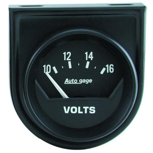 AUTOMETER Auto gage Series Voltmeter Gauge