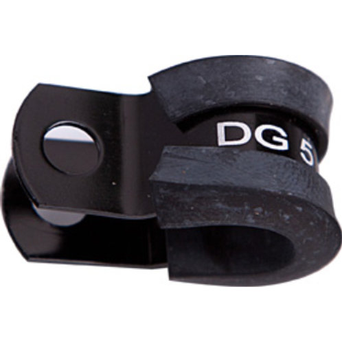 """AEROFLOW Cushioned P-Clamps 1-1/8"""""""