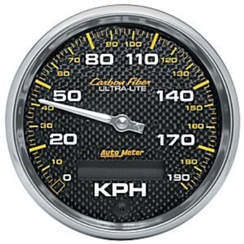 AUTOMETER Carbon Fibre Series Speedometer