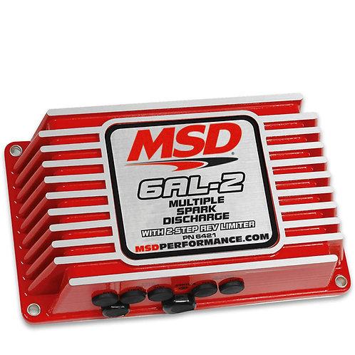 MSD 6AL-2 Ignition Control