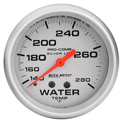 AUTOMETER Ultra-Lite Series Water Temperature Gauge