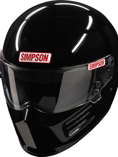 SIMPSON Bandit Helmet Black Size M