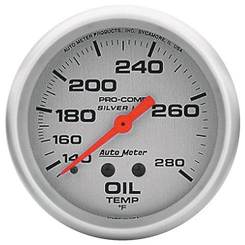 AUTOMETER Ultra-Lite Series Oil Temperature Gauge