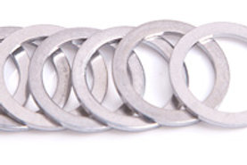 AEROFLOW Aluminium Crush Washers -8AN