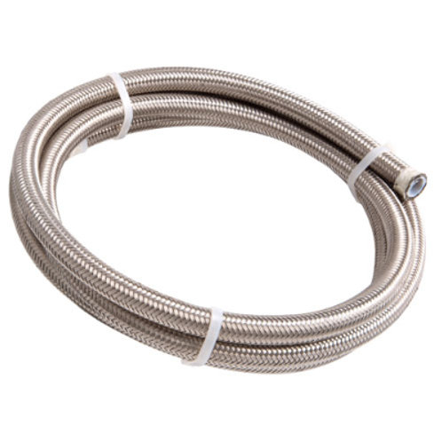 AEROFLOW 200 Series PTFE Stainless Steel Braided Hose -6AN
