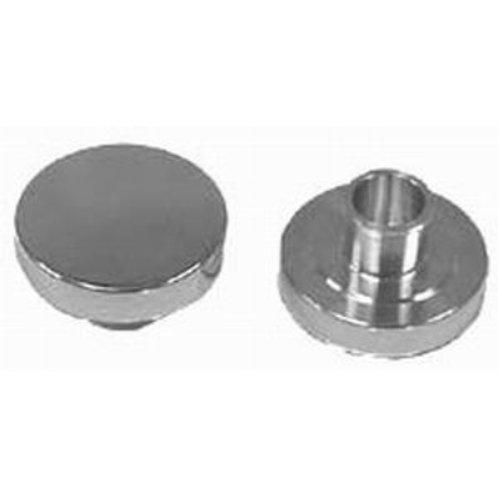 RPC Aluminium Push- In Oil Cap