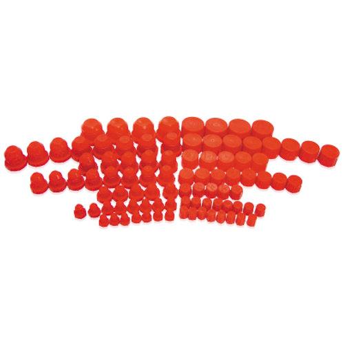AEROFLOW Plastic Dust Caps & Plugs