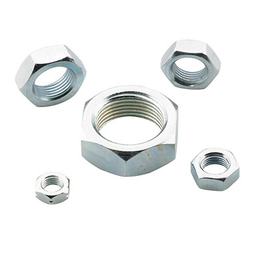 "Steel Jam Nut 5/8""UNF Left Hand Thread"