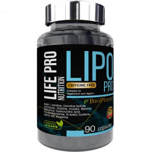 LIFE PRO LIPOPRO 90 CAPS