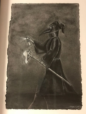 Shannon Stone  - Plague Doctor 20/20