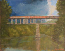 Larry Richardson - Port Royal Bridge-Summer '71