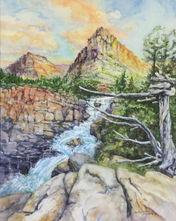 Jackie Langford - Swift current falls